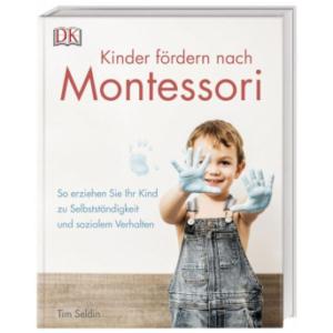 Buch Kinder fördern nach Montessori