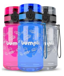 bumpli ® Kinder Trinkflasche - 350ml