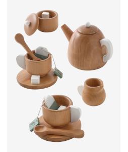 Teeservice Holz Vertbaudet