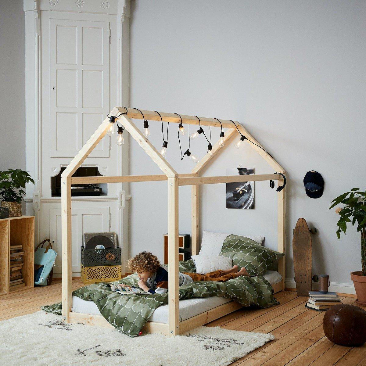 Flexa Cottage Hausbett - die fünf schönsten Hausbetten