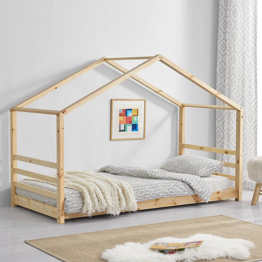 en.casa Hausbett - Flexa Cottage Hausbett - die fünf schönsten Hausbetten
