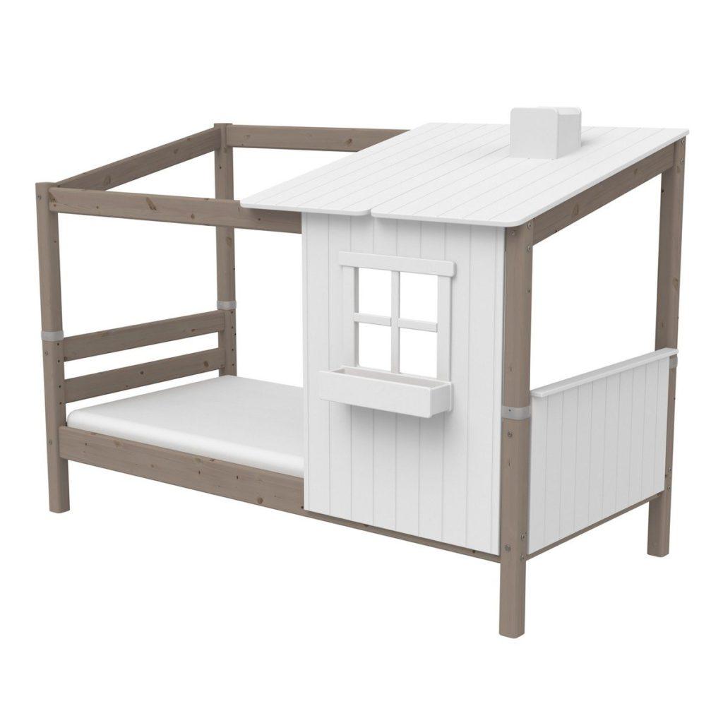 Flexa Kinder Hausbett mit Dasch - Flexa Cottage Hausbett - die fünf schönsten Hausbetten