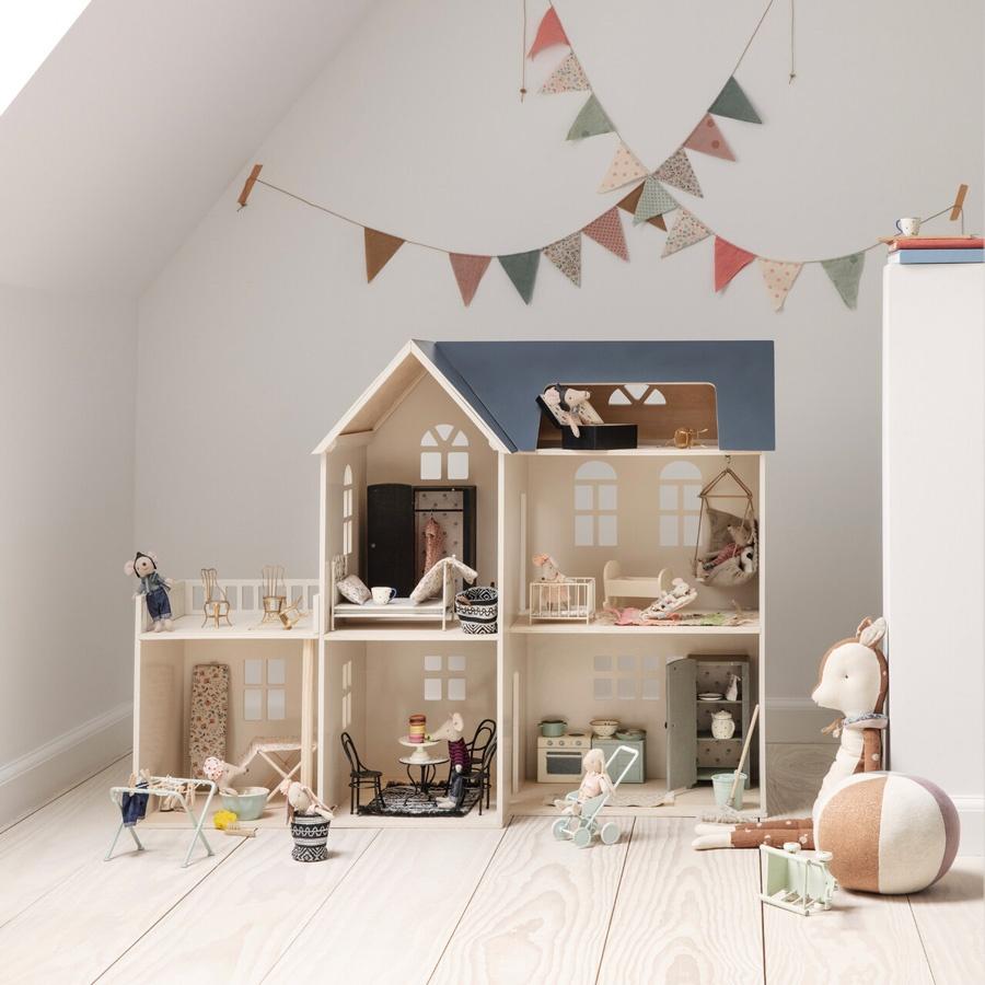 Maileg Puppenhaus Minicatwalk-Shop Wunschzettel